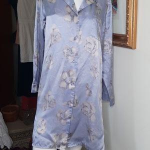 La Senza Silk night shirt